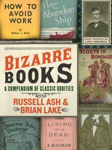 cover image of bizarre books