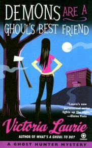 Book cover of Demons are a ghouls best friend
