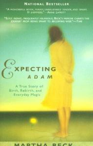 Cover of Expecting Adam