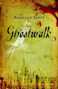 book cover of ghostwalk