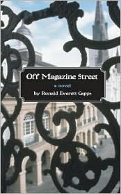 Image of book cover Off Magazine Street