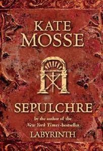 Sepulchre book cover