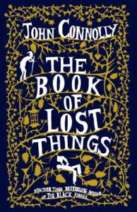 cover of book of lost things