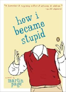 cover of how to be stupid