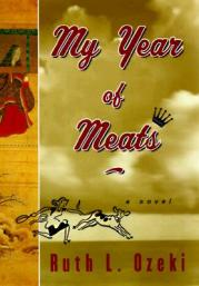 cover of my year of meats