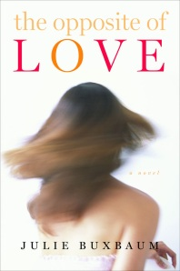 cover of book titled the opposite of love