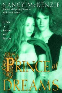 cover of prince of dreams