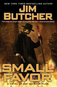 book cover Small Favor