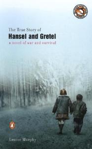 cover of true story of  hansel and gretel
