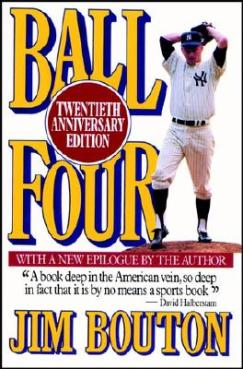 Ball Four by Jim Boulton
