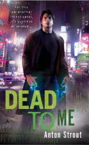 Book cover of Dead to Me