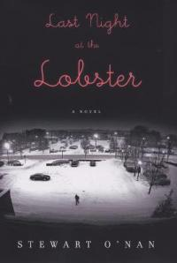book cover for Last Night at the Lobster