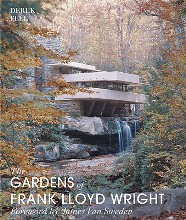 gardens of frank lloyd wright book cover