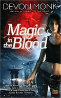 Magic in the Blood book cover