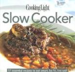 cooking light slow cooker cookbook cover