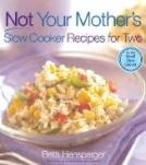 Not your mother's slow cooker cookbook cover
