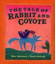 tale of rabbit and coyote book cover
