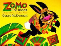 zomo the rabbit a trickster tale book cover