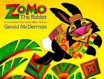 zomo the rabbit a trickster tale book cover