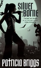 silver borne by patricia briggs book cover