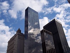 '...of New York City Skyscrapers' by CC attribution license from nDroae on flickr