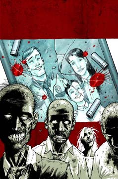 Walking Dead Days Gone By Cover Image