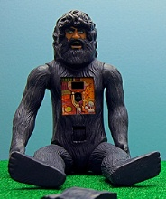 Image of Bionic Bigfoot Doll Courtesy of JD Hancock via Flickr