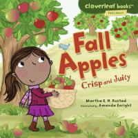 Children's book Fall Apples