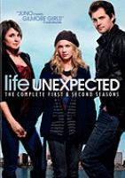 Life Unexpected: The Complete First and Second Seasons, on DVD.