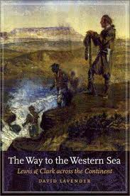 Way to the Western Sea, by David Lavender