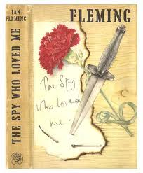 Find The Spy Who Loved Me, by Ian Fleming in the Seattle Public Library catalog