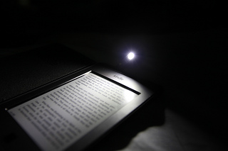 Image of a Kindle Touch courtesy of welle23 via Flickr