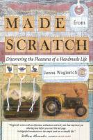 Made from Scratch available at the Library