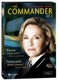 Find The Commander in the Seattle Public Library catalog.