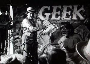 A Still from the 1947 film adaptation of William Lindsay Gresham's Nightmare Alley.