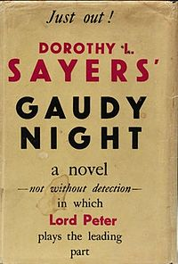 Find Gaudy Night in the Seattle Public Library catalog.