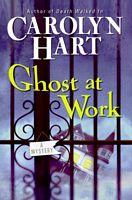 Find Carolyn Hart's Ghost at Work in the Seattle Public Library catalog