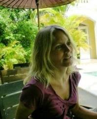 Kim Fay in Phnom Penh