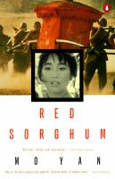 Red Sorghum book cover image