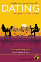 Dating--Flirting with Big Ideas book cover image