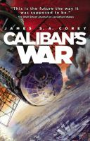 caliban's war james corey