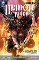 demon knights paul cornell