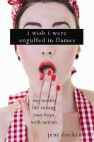 I Wish I Were Engulfed in Flames book cover image