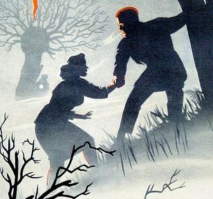Vintage Mystery Cover courtesy of TonySanchez via Flickr