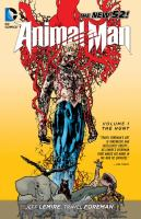 animal man lemire