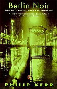 Find Philip Kerr's Berlin Noir in the Seattle Public Library catalog.