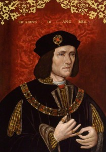 NPG 148; King Richard III by Unknown artist Image courtesy of the National Gallery