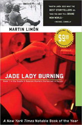 Find Martin Limon's Jade Lady Burning in the Seattle Public Library catalog.