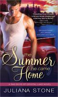 Summer he Came Home cover image