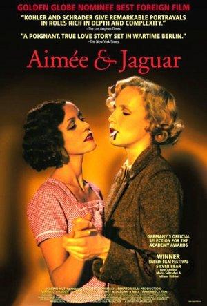 aimee and jaguar film poster